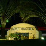 Harvest Ministries Sign
