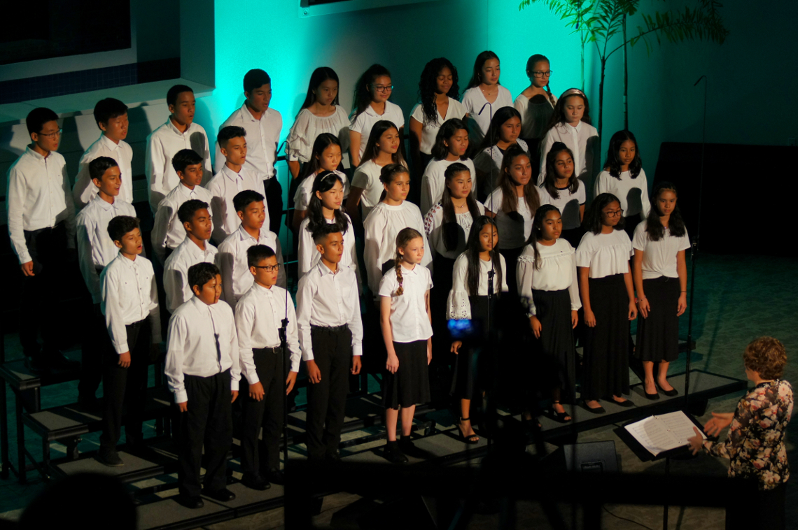 Junior High Choir