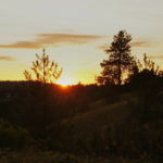 Inland Northwest Sunset