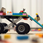 Lego Vehicle Creation