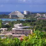 Tamuning View from the Airport