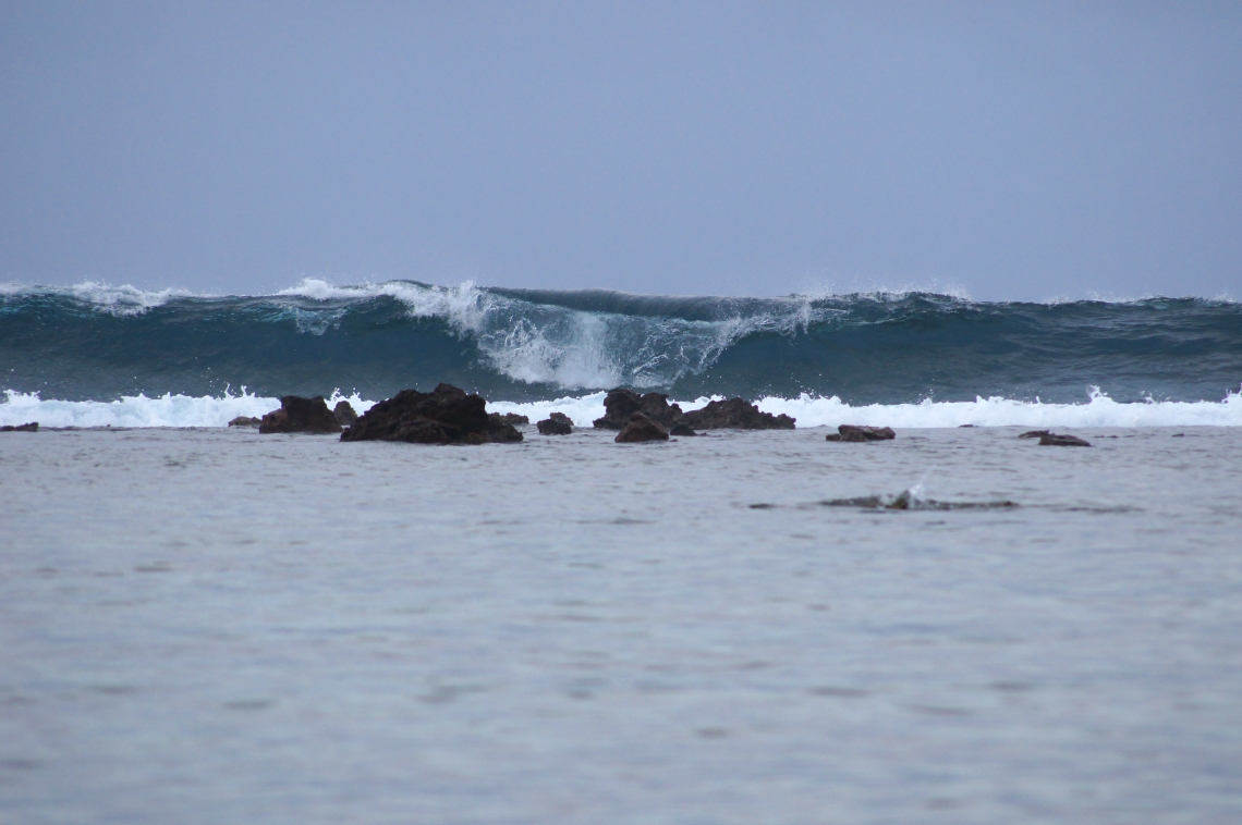 Waves at Adelup